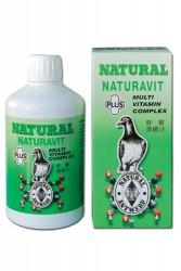 Natural - Natural Naturavit Plus - Multivitamin 250 ml