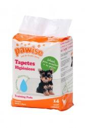 Pawise - 11441 Tuvalet Eğitim Pedi 56x56cm 14'lü