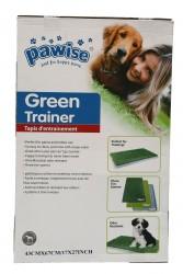 Pawise - 11448 Köpek Tuvaleti Çimli 3 Katmanlı