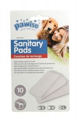 Pawise - 13038 Köpek İçin Regl Pedi Large