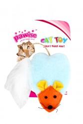 Pawise - 28183 Puluş Fare Kedi Oyuncağı