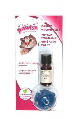 28200 Catnip Sıvılı Kedi Oyun Topu
