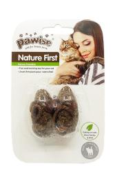 Pawise - 28305 Catnipli Fare Kedi Oyuncağı 2'li