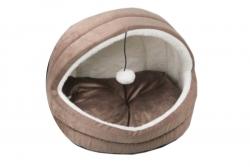 Pawise - 28581 İglo Model Kedi Yatağı 43 cm