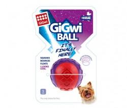 GiGwi - 6193 Gigwi Ball Sert Top 5 cm Köpek Oyun.
