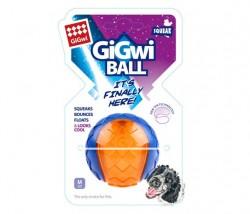 GiGwi - 6194 Gigwi Ball Sert Top 6 cm Köpek Oyun.