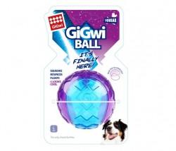 6195 Gigwi Ball Sert Top 7 cm Şeffaf - Thumbnail
