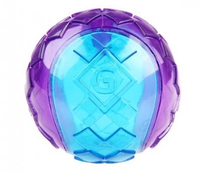6195 Gigwi Ball Sert Top 7 cm Şeffaf