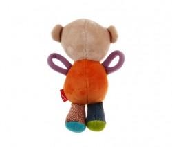 6283 Plush Friendz Sesli Ayı Peluş Köpek Oyuncagı - Thumbnail