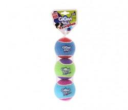 GiGwi - 6290 Gigwi Ball Tenis Topu 3'lü Large