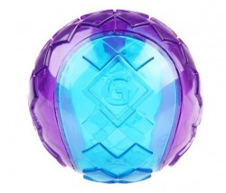 6295 Gigwi Ball Sert Top 5 cm Köpek Oyun. - Thumbnail