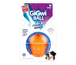 GiGwi - 6299 Gigwi Ball Sert Top 7 cm Köpek Oyun.