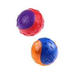 GiGwi - 6410 Gigwi Ball Sesli Sert Top Medium 2 Li