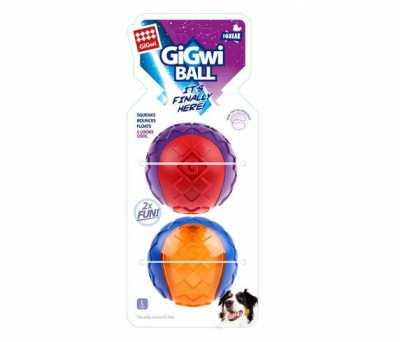 6411 Gigwi BallSesli Sert Top Large 2 Li