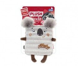 GiGwi - 6417 Plush Friendz Kare Koala Sesli Oyuncak