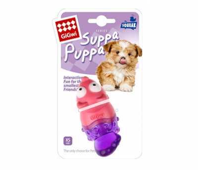 6703 Suppa Puppa Tilki Pembe Mor