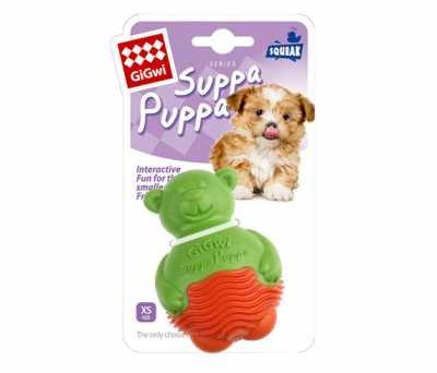 6707 Suppa Puppa Ayı Pembe Mor