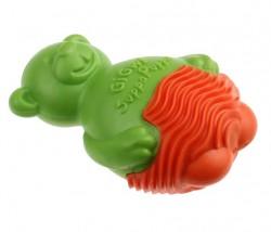 6707 Suppa Puppa Ayı Pembe Mor - Thumbnail