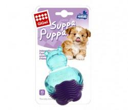 GiGwi - 6710 Suppa Puppa Hipopotam Mavi Mor