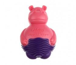 6711 Suppa Puppa Hipopotam Pembe Mor - Thumbnail