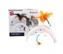 GiGwi - 7002 Pet Droid Hareket Sensörlü-Doğal Tüylü