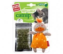 GiGwi - 7053 Catnipli Ördek Kedi Oyuncagı