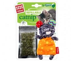 GiGwi - 7157 Catnipli Fare Kedi Oyuncagı