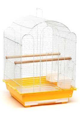 Yongli - 722 Papağan Kafesi 2'li 40*40*57 cm.