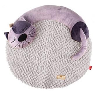 GiGwi - 7262 Snoozy Friends 3D Kedi Model Kedi-Köpek Yatağ