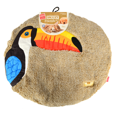 GiGwi - 7419 Snoozy Friends Toucan Model Kedi-Köpek Yatağı