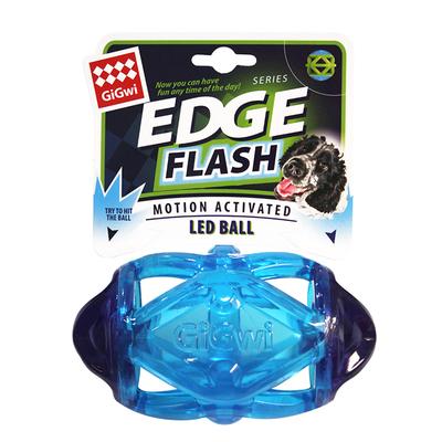 GiGwi - 8222 Rugby Top Led Işıklı Diş Kaşıma Oyuncağı
