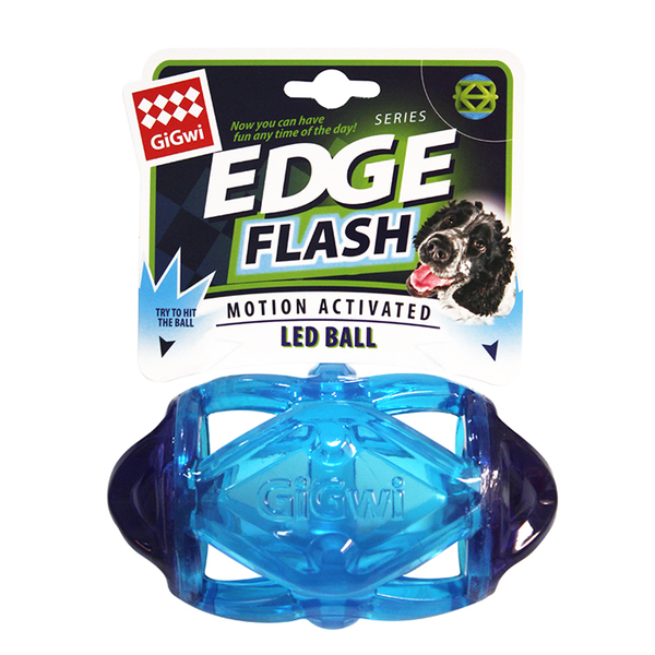 8222 Rugby Top Led Işıklı Diş Kaşıma Oyuncağı