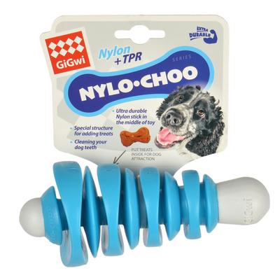 GiGwi - 8285 Plastik Diş Kaşıyıcı Mavi