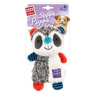GiGwi - 8377 Suppa Puppa Sesli Rakun Peluş