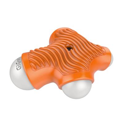8476 Plastik Diş Kaşıyıcı Turuncu - Thumbnail