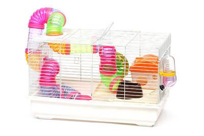Yongli - 931B Hamster Kafesi 47*30*28 cm.