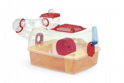 Mps - Agena Home Plastik Lüx Hamster Kafesi 49 cm