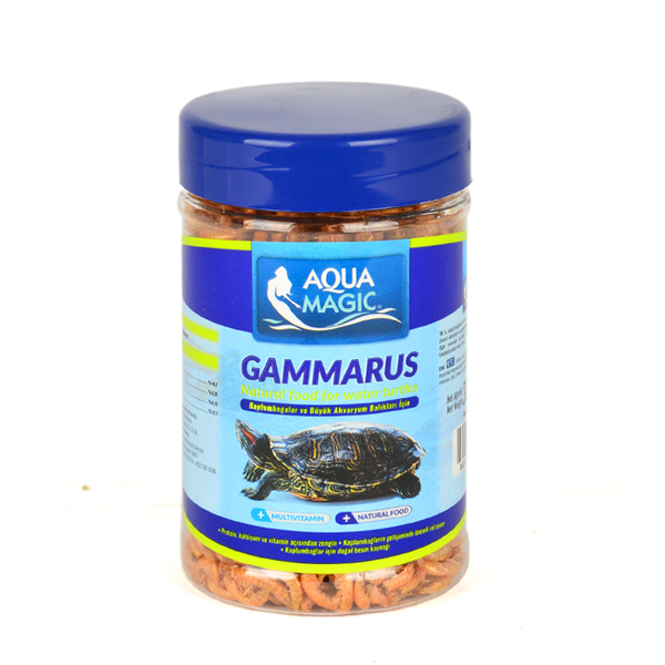 Aqua Magic Gammarus (Karides) 200 ml 30 gr 6 Adet