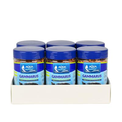 Aqua Magic Gammarus (Karides) 200 ml 30 gr 6 Adet - Thumbnail