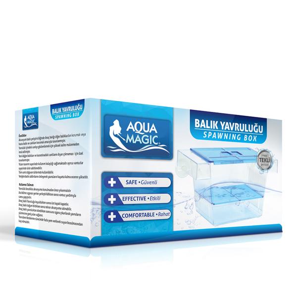 Aqua Magic Tekli Balık Yavruluğu