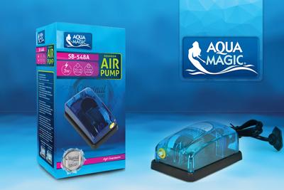 Aqua Magic - Aqua Magic SB-548A Hava Motoru