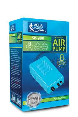 Aqua Magic SB-980 Pilli Hava Motoru