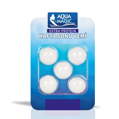 Aqua Magic - Aqua Magic Tatil Yemi 5'li 10 Adet.