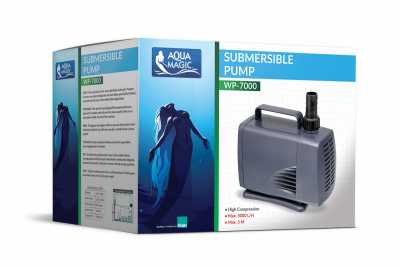 Aqua Magic WP-7000 Kafa Motoru