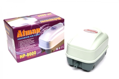 Atman - Atman HP-8000 Hava Motoru.