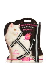 Pet Preety - Bacco Milano Reflektörlü Kedi Göğüs Tasması