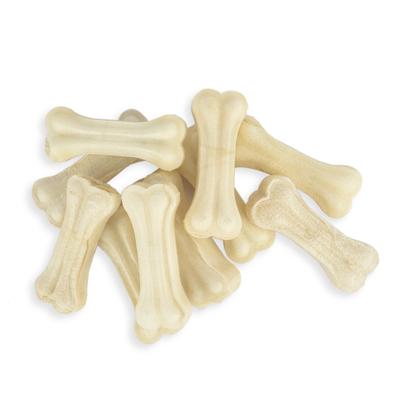 Beyaz Çiğneme Kemiği 5 cm 10 gr 10 Ad.10'lu Kutu - Thumbnail