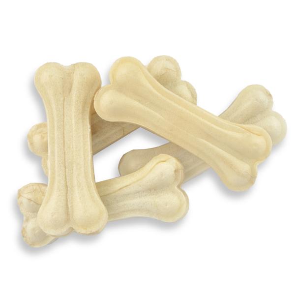 Beyaz Çiğneme Kemiği 7,5 cm 25 gr 5 Ad.10'lu Kutu