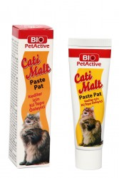 Pet Active - Bio Active Cati Malt Paste 25 ml.