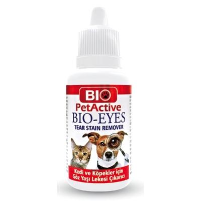 Bio PetActive - Bio PetActive Bio Eyes Gözyaşı Leke Çıkarıcı 50 ml